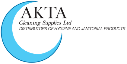 Akta Cleaning Supplies LOGO